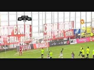 Liga (31ªJ): Resumo Nacional 0-2 Rio Ave