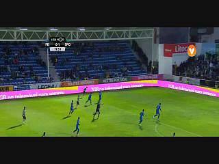 Liga (33ªJ): Resumo Feirense 2-1 Sporting