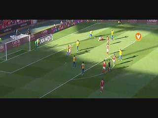 Benfica, Caso, Nélson Semedo, 27m