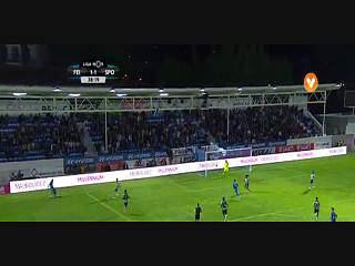 Feirense, Jogada, A. Karamanos, 39m