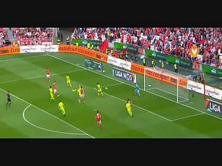 Benfica, Jogada, Mitroglou, 50m