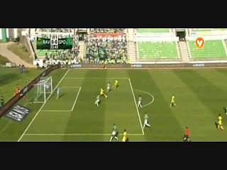 Liga (34ª J): Resumo Rio Ave 0-1 Sporting