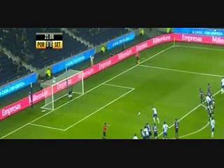 FC Porto, Golo, Quaresma, 22m, 1-0