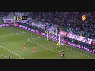 Sporting, Jogada, Gelson Martins, 72m