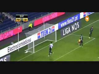 FC Porto, Jogada, Danilo, 19m