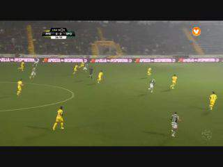 Resultado ao Intervalo – P. Ferreira 0-1 Sporting