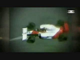 A velocidade de Ayrton Senna