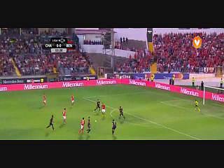 Benfica, Jogada, Fejsa, 54m