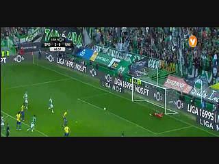 Sporting, Jogada, Adrien Silva, 67m