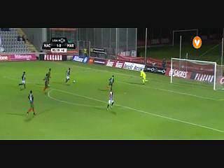 Nacional, Golo, Fábio China (pb), 96m, 2-0