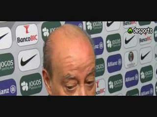 Pinto da Costa fala sobre FC Porto ser o clube com mais taças