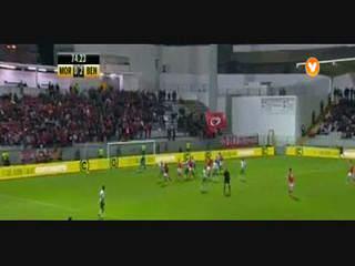 Benfica, Jogada, Danielson, 74m