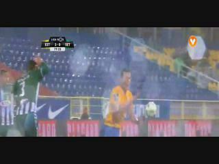 Estoril, Jogada, Leo Bonatini, 78m