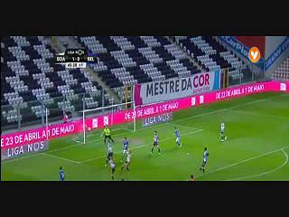 Belenenses, Jogada, Fábio Nunes, 46m