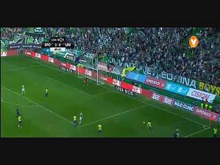 Sporting, Jogada, Slimani, 50m