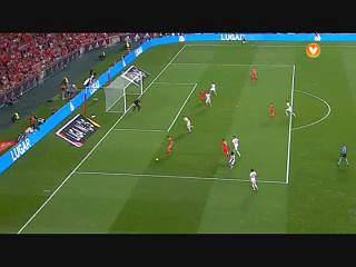 Liga (5ªJ): Resumo Benfica 3-1 Sp. Braga