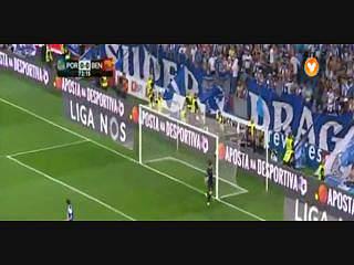 Benfica, Jogada, K. Mitroglou, 73m
