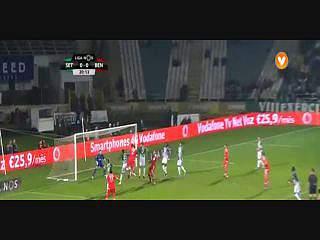Benfica, Jogada, Lisandro López, 20m