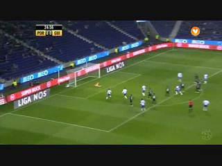 FC Porto, Jogada, Casemiro, 25m