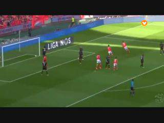 Benfica, Golo, Jardel, 8m, 1-0