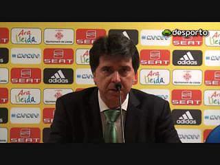 """O. Duarte """"Jogámos contra a melhor equipa do Mundo"""""""