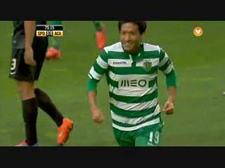 Sporting, Golo, João Mário, 76m, 1-0