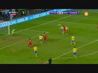 Portugal, Jogada, Pepe, 44m