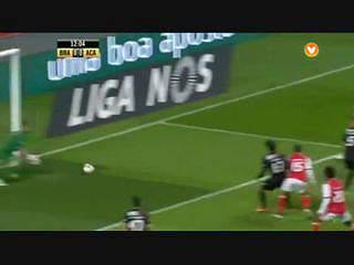 Liga (26ª J): Resumo Sp. Braga 0-0 Académica