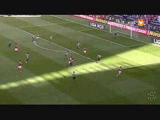 Benfica, Jogada, Jonas, 44m