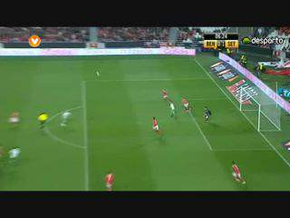 Liga (15ªJ): Benfica 4-1 V. Setúbal