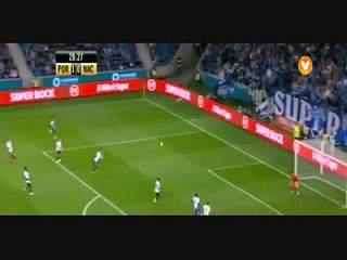 FC Porto, Jogada, Jackson, 29m