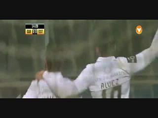 Liga (31ª J): Resumo V. Guimarães 2-0 Estoril