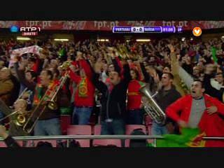 Portugal, Golo, Ronaldo, 82m, 1-0