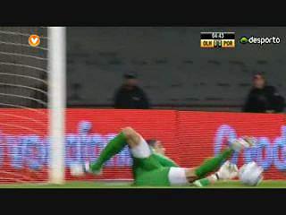 Liga (10ªJ): Resumo Olhanense 0-0 FC Porto