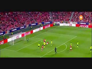 Benfica, Jogada, R. Jiménez, 69m
