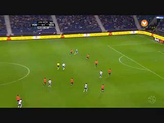 FC Porto, Jogada , Alex Telles, 92m