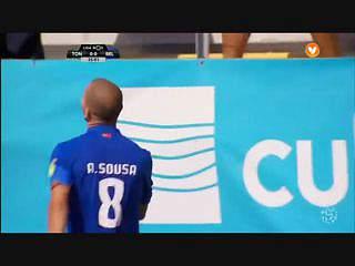 Liga (3ªJ): Resumo Tondela 0-1 Belenenses