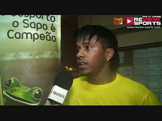 P.AMARELAS VS BDO - FLASH INTERVIEW WILLIAM