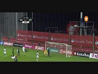 Sporting, Jogada, Mané, 43m