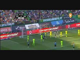 Liga (1ªJ): Resumo Sporting 2-0 Marítimo