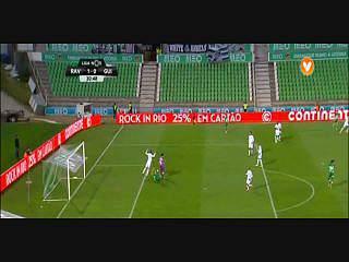 Liga (29ª J): Resumo Rio Ave 2-0 Guimarães