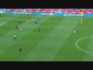 Benfica, Caso, Mitroglou, 43m