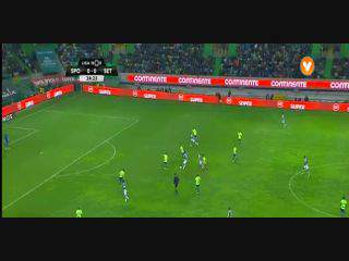Sporting, Golo, Gelson Martins, 25m, 1-0