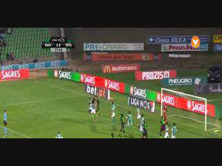 Sporting, Jogada, S. Coates, 78m