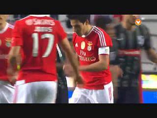 Benfica, Jogada, Gaitan, 75m