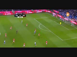 FC Porto, Golo, Diogo Jota, 50m, 1-0