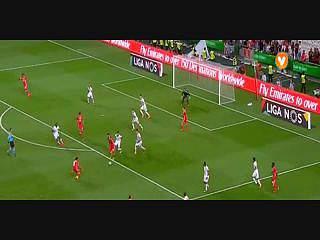 Benfica, Golo, Pizzi, 74m, 2-0