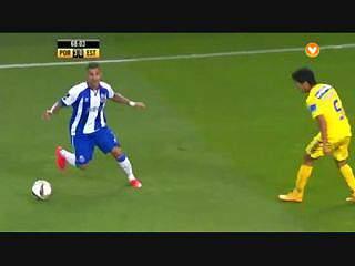 FC Porto, Caso, Aboubakar, 69m