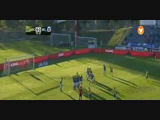 Arouca, Golo, Nuno Valente, 76m, 1-2