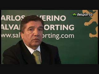 Carlos Severino «Falarei com Benfica e FC Porto olhos nos olhos»